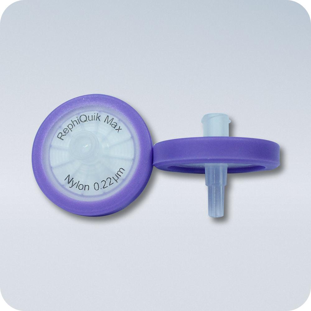 RephiQuik Max Nylon 32 mm Composite Syringe Filters