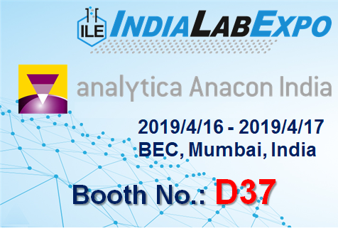 Pramuk at analytica Anacon India 2019