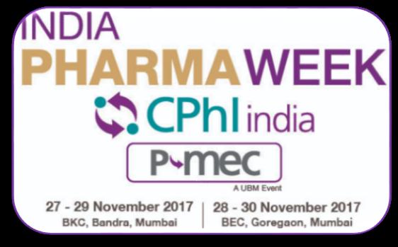 Meet RepiLe at CPhI and P-MEC India 2017 in this November