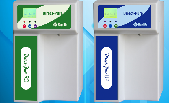 RephiLe Launches 50 liter per hour Bench-top Systems