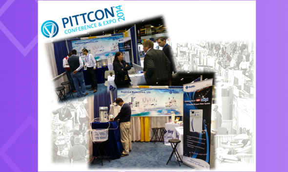 RephiLe at US PITTCON 2014