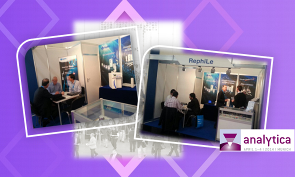 RephiLe at analytica 2014