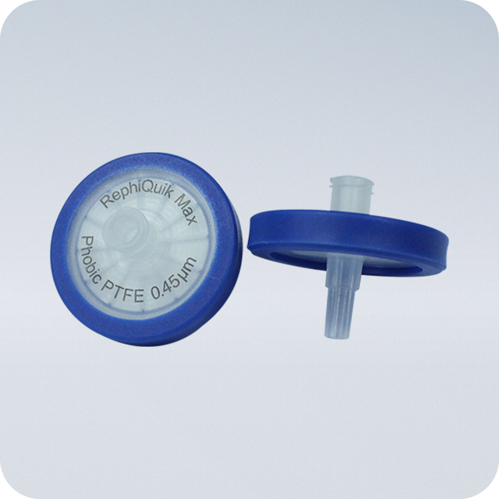 RephiQuik Max PTFE 32 mm Composite Syringe Filters