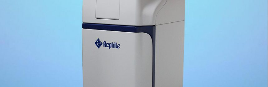 RphiLe large volume water purification systems - Super-Genie G and Super-Genie U. They produce two types of water from one system with TOC monitoring, and the maximum dispense rate from the onboard remote dispensers can reach up to 2 L/min. Super-Genie is the most integrated centralized and fully-featured water system in the industry, meeting variable requirements from low to high volume water usage.