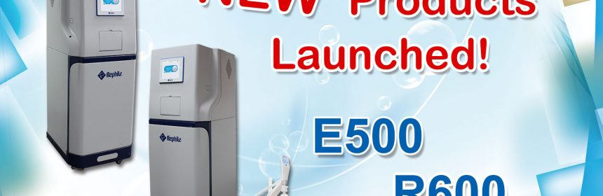 Super-Genie E500 and R600 LPH systems